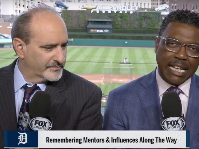 "Report: Detroit Tigers Announcers Had A ""Physical Altercation"" After Game [Update]"