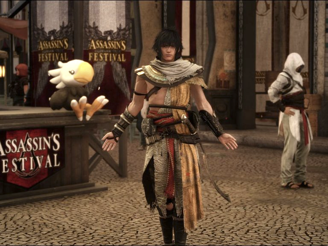 Final Fantasy XV's Fascinating Assassin's Creed Expansion Is About To Vanish