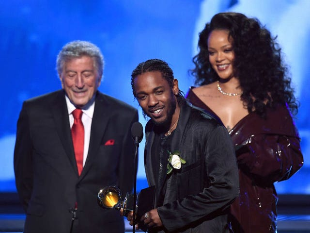 Here Are Your 2018 Grammy Winners