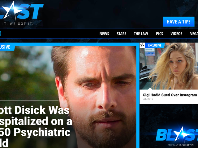 Former TMZ News Director Launches Gossip Competitor The Blast