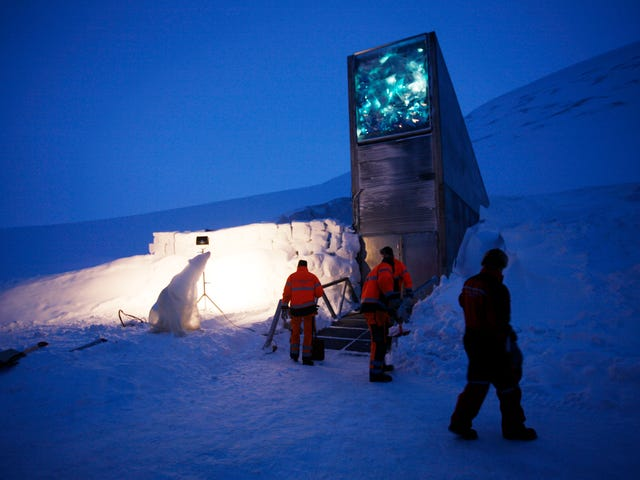 An Isolated Vault Could Store Our Data on DNA for 2 Million Years