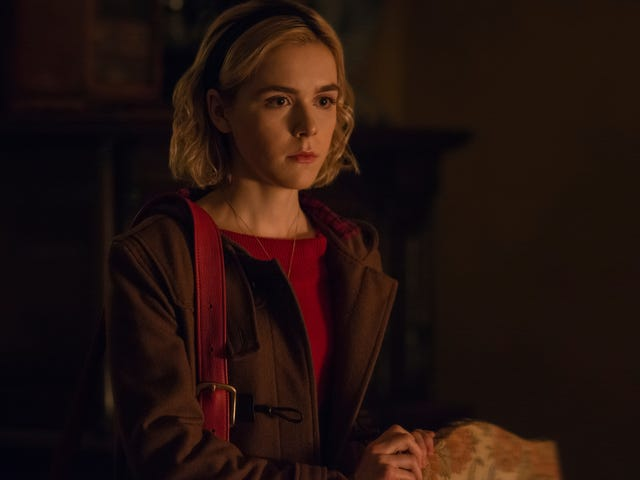 Though it takes its time, Chilling Adventures Of Sabrina will put a spell on you