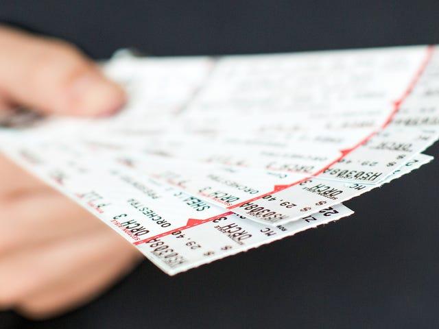 Come ottenere i biglietti più economici: dai film ai concerti agli sport