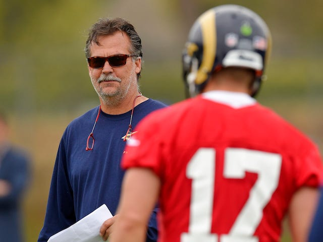 What If Jeff Fisher Is Just An Expert Troll?