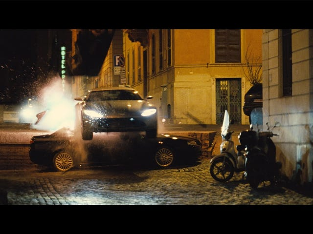 James Bond Says His Name, Punches People In New SPECTRE TV Spot