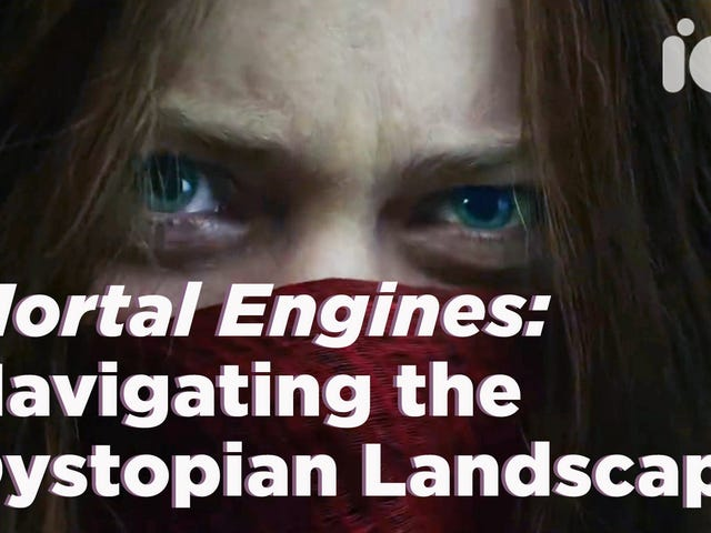 Mortal Engines' Peter Jackson on Imagining a New World After an Apocalypse