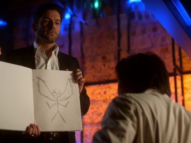 """After trying to be the """"Super Bad Boyfriend,"""" Lucifer has a major breakthrough"""