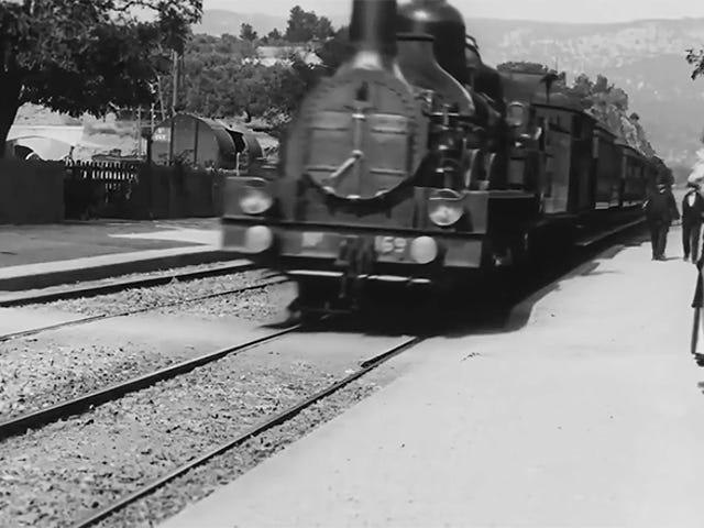Neural Networks Upscale Film mula 1896 hanggang 4K, Gawing Mukha Ito Na-shot sa isang Modernong Smartphone