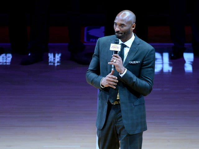 Kobe Bryant Cut From Film Festival Jury After Blowback From 2003 Rape Case