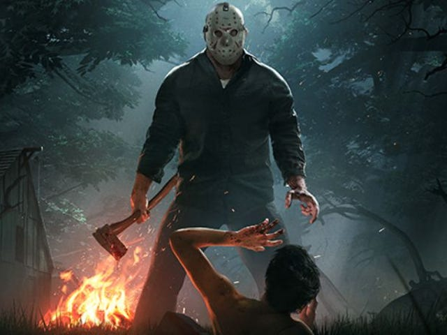 Get Involved, Internet: Fund the Friday The 13th video game you've wanted since 1989