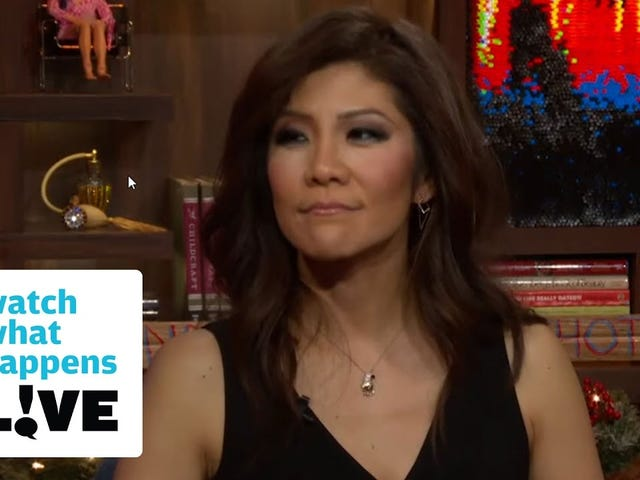 Julie Chen Trashed<i> The View</i>on <i>Watch What Happens Live</i>
