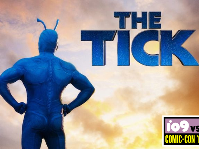 Why The New Version of The Tick Is Going to Be So Different
