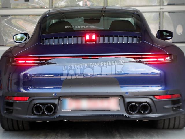 Tất cả những chiếc Porsche 911 sẽ ra mắt vào năm tới: Báo cáo