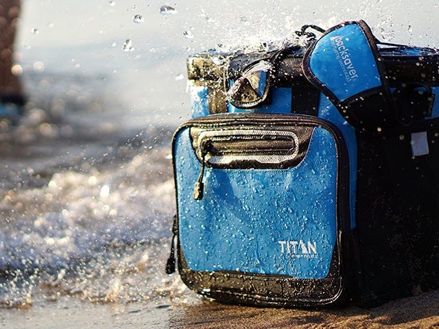 Hit the Beach With Arctic Zone's Popular Zipperless Coolers, All $37 or Less