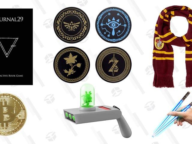Geek Chic Cheap: Inexpensive, Nerdy Gifts That Make Great Stocking Stuffers