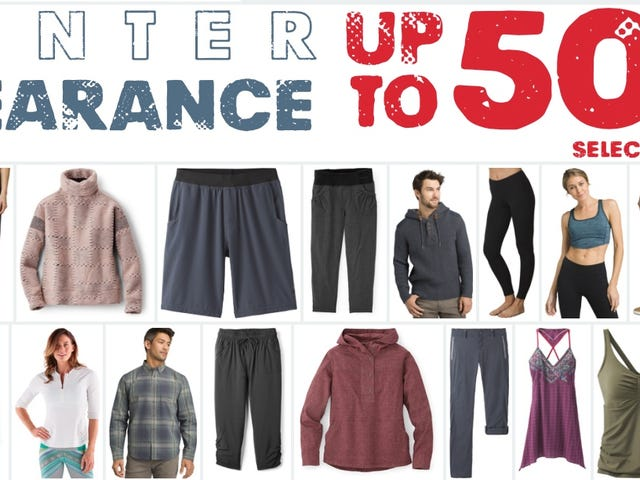 REI's Massive Winter Clearance Event Includes Thousands of Deals From Hundreds of Brands