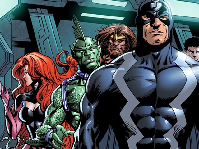 Before You Watch Inhumans, Here's All the Crazy Shit Happening to Them in the Comics