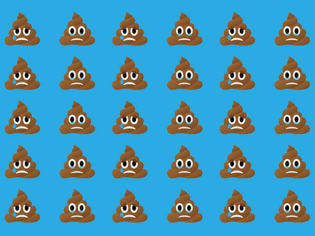 Some People at the Emoji Group Have Had Enough of This Goddamn Poop
