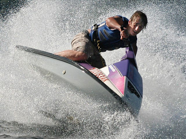 Pictured: Me shredding the gnar on my way to Radwood PNW in Tacoma, Wash. this weekend