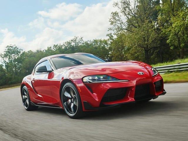Kami Mengemudi Toyota Supra 2020.  Apa yang ingin kamu ketahui?