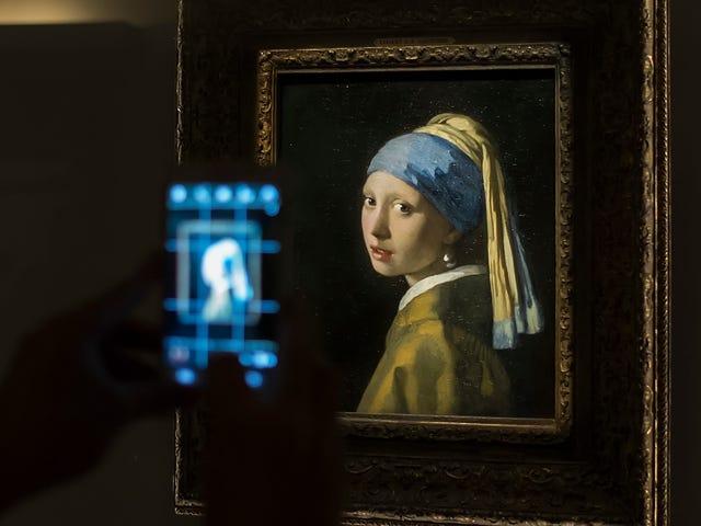 Googles virtuelles Vermeer Museum ist eine rechtmäßig coole Verwendung von AR