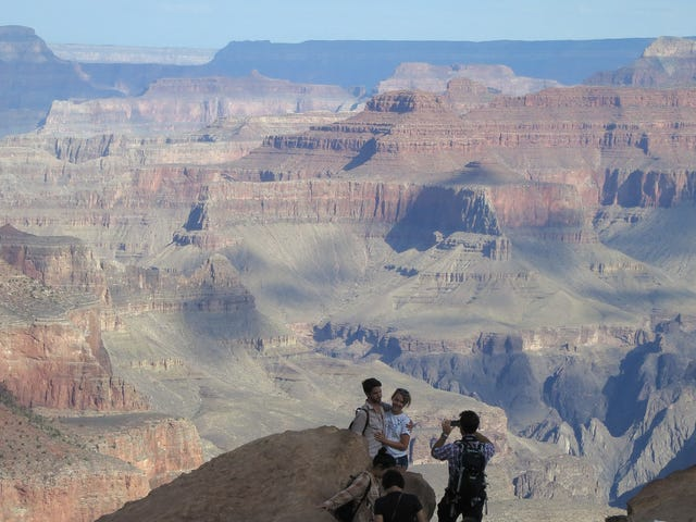 Grand Canyon Museumgoers Exposed to Uranium for Years, Safety Manager Claims