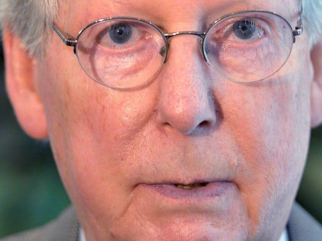 Mitch McConnell kutsuu estämään äänestyksen netto-neutraalisuutta koskevista säännöistä republikaanit todella