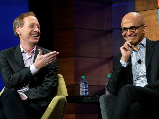 Microsoft ber Kongressen om å regulere ansiktsgjenkjenning