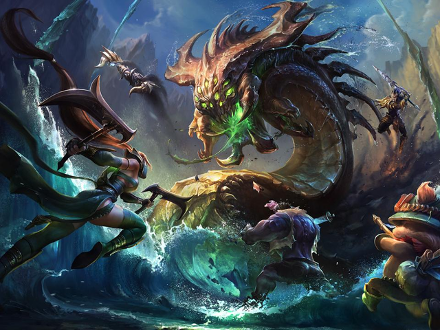 Riot Removes New League of Legends Animation That May Trigger Epileptic Seizures