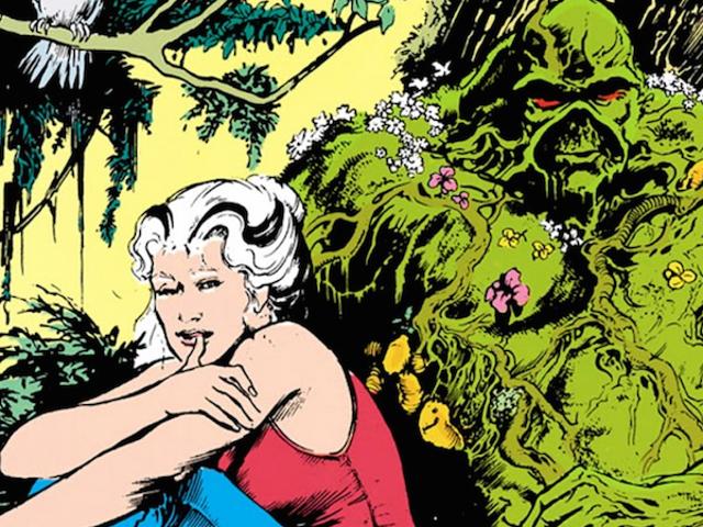Swamp Thing # 34 може бути найбільш еротичною, секс-позитивною комічною книгою всіх часів