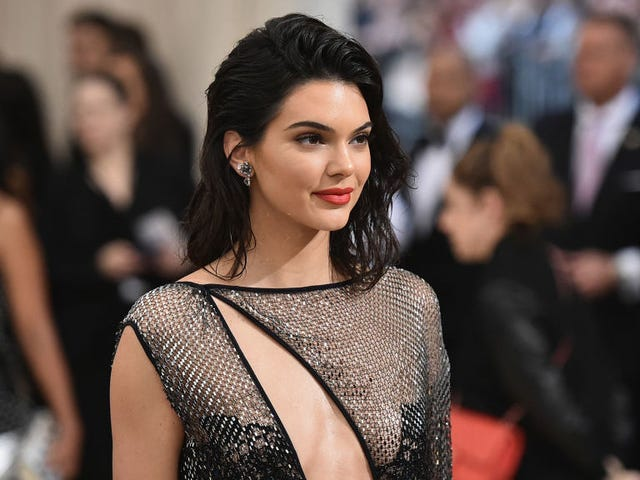 You Won't See Kendall Jenner at the Victoria's Secret Fashion Show Because of Her La Perla Deal