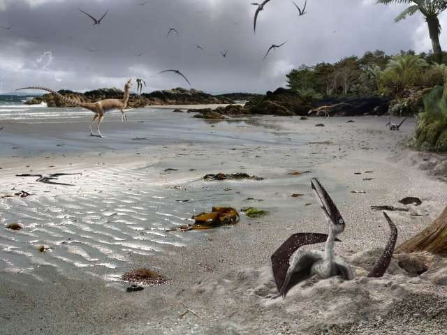 Pterosaurs Could Somehow Fly Right After Hatching, New Fossils Suggest