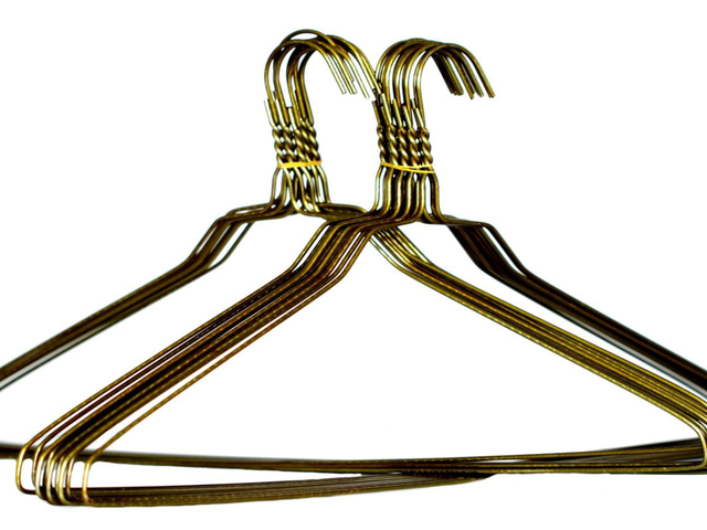 Wow I have failed myself. Your best coat hanger story here if you want to share.