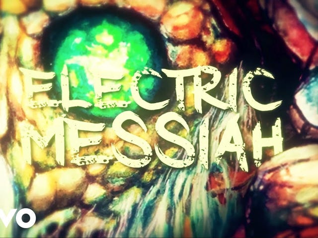 Spor: Electric Messiah |  Artist: High On Fire |  Album: Elektrisk Messias