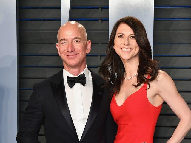 Consejería matrimonial recomendada por el guardia de seguridad de Jeff Bezos