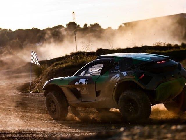 इलेक्ट्रिक एसयूवी रेसिंग सीरीज एक्सट्रीम ई कमिट टू 2021 कैलेंडर, साउंड्स कूलर एवर देन एवर