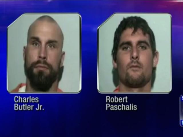 2 hommes de l'Ohio accusés dans le racisme brutal battant qui a laissé l'homme noir avec la douille cassée d'oeil