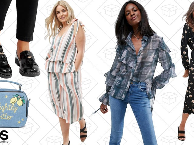 ASOS Is Now Taking an Extra 10% Off Their Entire Up to 70% Off Section
