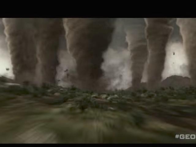 Лучшие фильмы о стихийных бедствиях конца света