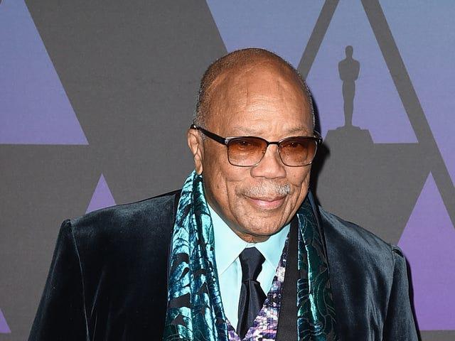 African American Film Critics Association Names Quincy Jones 2019 Special Achievement Honoree