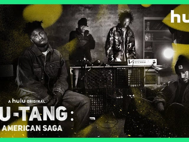 Titta på: Wu-Tang Truly Is Forever in Trailer för Wu-Tang: An American Saga