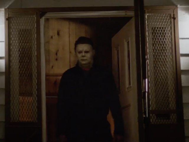 El primer tráiler de <i>Halloween</i> establece a Michael Loose una vez más, pero Jamie Lee Curtis está listo para la venganza