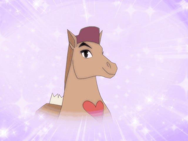 Bien sûr, Swift Wind voit tout le monde comme des poneys dans ce clip exclusif de <i>She-Ra</i> Season 2