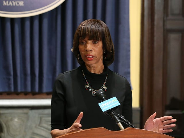 Baltimore Mayor Takes Indefinite Leave of Absence Amid Book Scandal