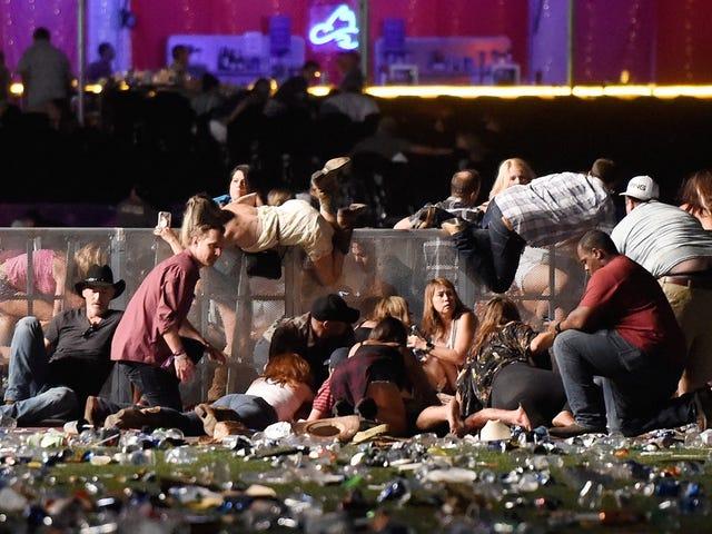 Minst 58 döda och mer än 515 skadade i Las Vegas konsertskott, den dödligaste i modern amerikansk historia [Uppdaterad]