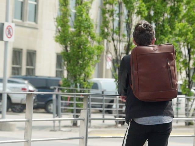 MNML's New Weekender Backpack Is So Beautiful, It Hurts