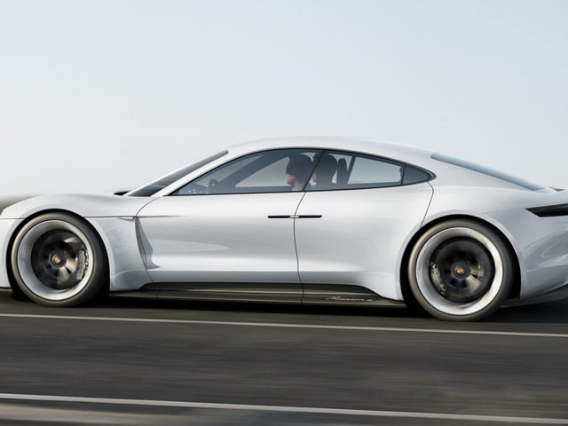 Porsche Says the Electric Taycan Will Outsell the 911