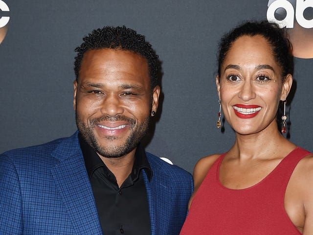 Equal Pay for Equal Laughs: #TimesUp Meeting Reveals Tracee Ellis Ross Paid 'Significantly Less' Than Anthony Anderson