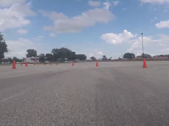 Because everyone loves autocross video (with awesome turbo noises)!