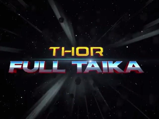 Brand New, 100% Real Trailer for Thor: Ragnarok Is Here, Swear!